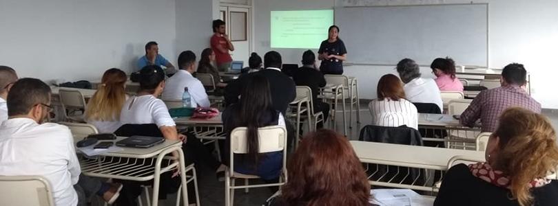 Encuentro de Profesorados de Educación Secundaria en Matemática