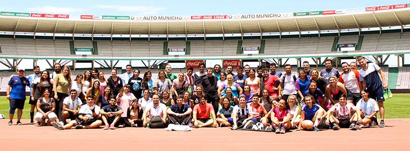 1 Torneo Provincial de Fútbol Mixto para estudiantes de los ISFD de Córdoba