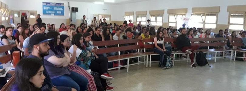 Tercer Encuentro de Estudiantes Consejeros, Consejeras y Centros de Estudiantes de Nivel Superior