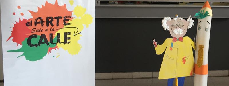 El arte Sale a la Calle