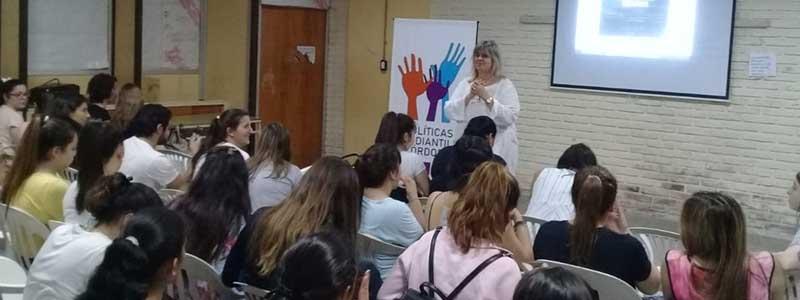 Segunda Jornada Nacional de Cine Pedagógico en Marcos Juárez