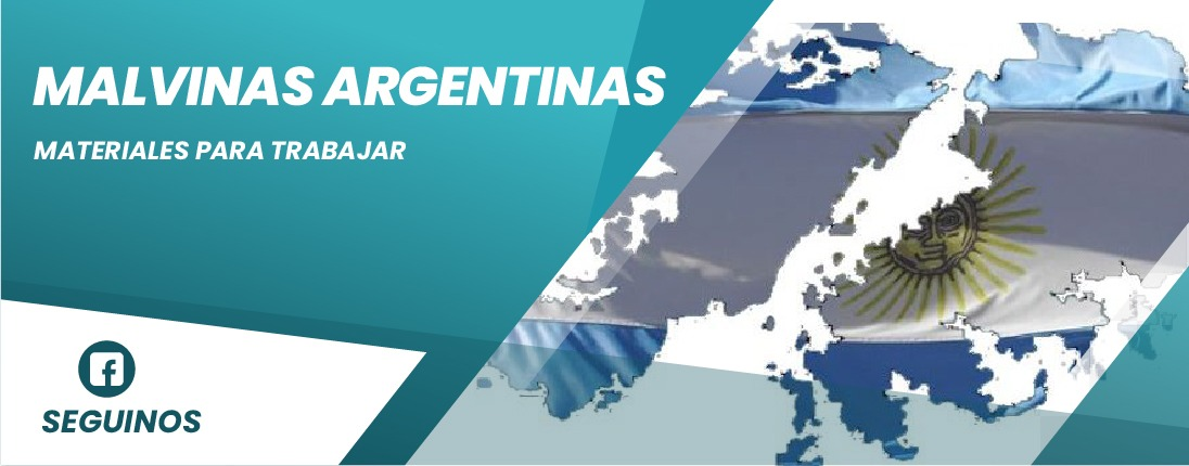 Malvinas Argentinas - Materiales para Trabajar